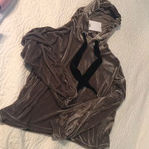 NEW with tags Zara hoodie